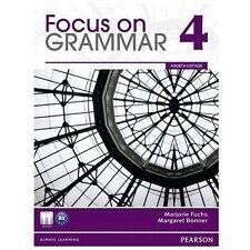 Focus on Grammar 4 Student Book and Workbook Value Pack by Margaret Bonner