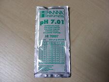 HANNA PH METER BUFFER CALIBRATION SOLUTION SACHET 7.01 pH - HI 70007 / HI-70007