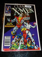 CLASSIC X-MEN Comic - Vol 1 - No 25 - Date 09/1988 - MARVEL Comic