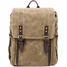 ONA - CAMPS BAY - Field Tan - Premium Camera and Laptop Bag W/ Slik Mini Tripod