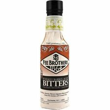 Fee Brothers Whiskey Barrel-Aged Aromatic Bitters - 5 oz - 2 Pack