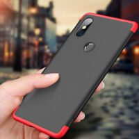 For Xiaomi Mi Mix 2S Slim 3in1 Hybrid Shockproof Armor Hard Skin Case Back Cover
