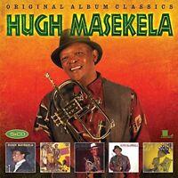 HUGH MASEKELA - ORIGINAL ALBUM CLASSICS  5 CD NEU