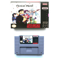 Tenchi Muyou! The Game for snes game english translated