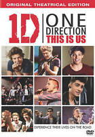 One Direction: This Is Us (DVD, 2013) ** DISC ONLY **