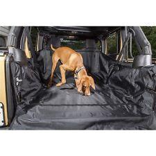 Rugged Ridge Interior Rear Cargo Cover Jeep Wrangler JK Unlimited 07-16 13260.01