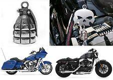 Grenade Guardian Bell Harley Davidson & More Biker Rider Cool New Free Shipping