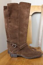 New J Crew Suede Lowell Boots Brown Sz 11 $298 A9827 Sold Out Online