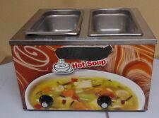 Duke Subway Counter Top Soup Warmer