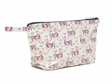 ROBERTA ROLLER RABBIT Rose Gwen the Unicorn Toiletry Case One Size $65 NEW