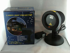 Laser Light Projector LSLTP Red Green Flashing Steady Indoor Outdoor
