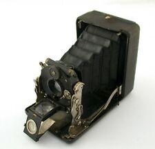 ICA Atom 4,5x6 teildefekt AS IS, selten rare Tessar 6,3 antique sheet film /19K