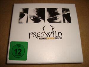 FREIWILD - Feinde Deiner Feinde  (SPECIAL EDITION mit CD + DVD )