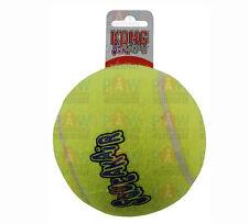 KONG Air Dog Squeaker Tennis Balls EXTRA LARGE SINGLE - 100mm Diameter Airdog