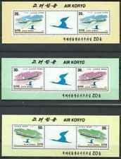 Timbres Avions Corée BF293/5 ** lot 29672