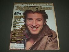 1987 FEBRUARY 26 ROLLING STONE MAGAZINE - BRUCE SPRINGSTEEN COVER - PB 1243