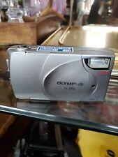 Vintage Olympus Camedia D-370 1.3 MP Digital Camera 2x Digital Zoom