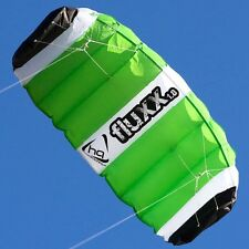 HQ Fluxx Trainer 2 Line Power kite with Control Bar - Kitesurf Trainer Kite
