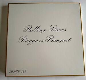 Rolling Stones Beggars Banquet 50th Anniversary Edition