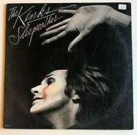 The Kinks Sleepwalker Vinyl LP Record Album 1st Edition 1977 Original Release