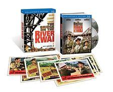 The Bridge on the River Kwai / Le Pont de la rivère Kwai(Bilingual)[Blu-ray+DVD]