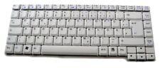 LG HMB434EA Notebook Laptop Tastatur QWERTZ Deutsch DE GR ROCY-F für M1 weiß NEU