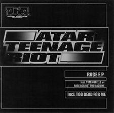 Atari Teenage Riot Feat. Tom Morello – Rage E.P. CD