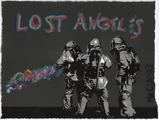 MR CLEVER ART APOCALYPSE STREET CLEANERS LOST ANGELES graffiti street urban art