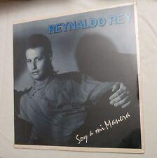 LP, Renaldo Rey, Soy a Mi Manera, Vera VE-8702, LATIN POP, SEALED!