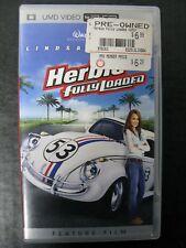 PSP UMD Video Herbie Fully Loaded