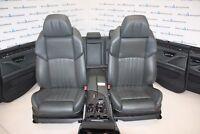BMW F10 M5 Comfort U Pelle Sedili Interni IN Pelle Individuale Grafite