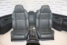 BMW F10 M5 Comfort Activ Leather Seats Sitze Lederausstattung Individual Graphit