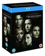 The Vampire Diaries Blu-ray [Region Free] Complete Series Season 1 2 3 4 5 6 7 8