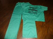 DOCTOR IN TRAINING OUTFIT COSTUME 5/6 KIDS