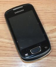 Samsung GT-S5570L (Claro) Black CDMA Smartphone Touch Screen Cell Phone Only