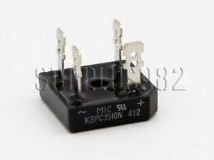 KBPC3510 Ponte Raddrizzatore, Ponte di diodi 35A - 1000V