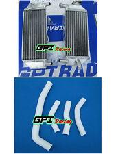 FOR Honda CRF250R/CRF 250 R 2010-2013 2011 2012 aluminum radiator&silicone hose