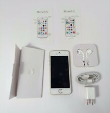 Apple iPhone 5s - 16GB - Gold (Factory Unlocked) A1453 (GSM LTE 4G) iOS 12.3.1