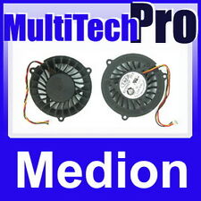 Org radiador ventiladores F. medion akoya md96360 MD 96360 series