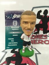 CORINTHIAN PROSTARS ENGLAND DAVID BECKHAM FF172 SEALED IN SACHET WITH CARD
