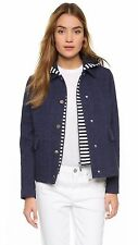 NWT Tory Burch Hooded Jacket Size S $450.00