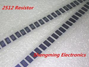 100x 2,7 K SMD Resistenza bf1206