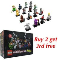 LEGO 71010 SERIES 14 MONSTERS MINIFIGURES,RETIRED,PICK YOUR FIGURE FOR HALLOWEEN