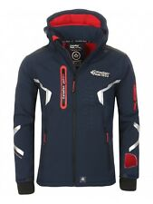 Chaqueta Hombre Geographical Norway-Canadian Peak, Color Azul Marino, Talla L.