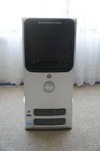 DELL DIMENSION E520 DESKTOP PC - Core2 Duo E6600 @ 2.40GHz - Win 10