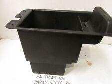 Chevrolet Center Console Compartment Genuine OEM Trailblazer 0818