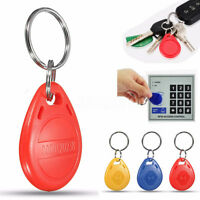 5/10/20pcs 125Khz RFID Proximity ID Card Token Tags Key Keyfobs Access Control