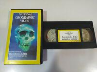Los Misterios de la Naturaleza Humana - National Geographic Video VHS Cinta Tape