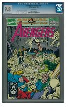 Avengers Annual #20 (1991) Marvel Comics CGC 9.8 White Pages ZZ380