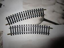 Jouef ( 4702 ) Rails courbes R325 en laiton Echelle HO